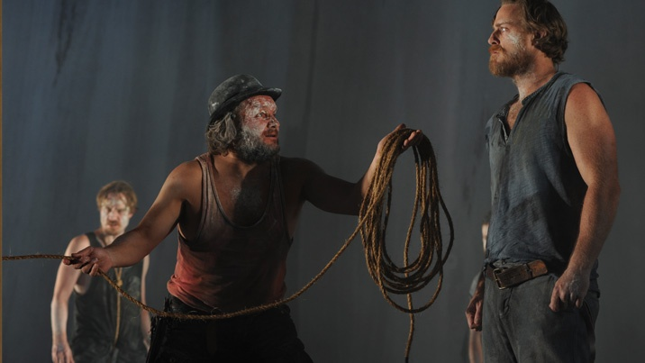 Kate Grenville's TheSydney River, Sydney Theatre Co directed by Nel Armfiel, adapted by Andrew Bovell