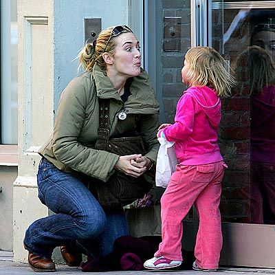 Happy 13th birthday to the beautiful Mia Winslet! (Kate Winslet's daughter)