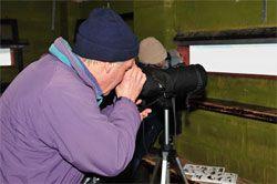 Birdwatching at Pennington Flash