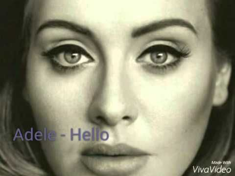 Adele - Hello (En español) - YouTube