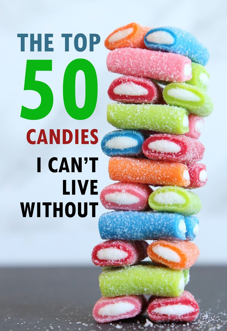 Best 20+ Types of candy ideas on Pinterest
