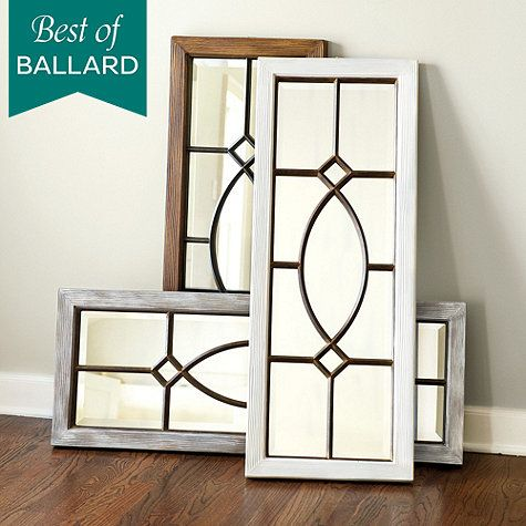 17 best images about fireplace makeover on pinterest for Ballard designs garden district mirrors