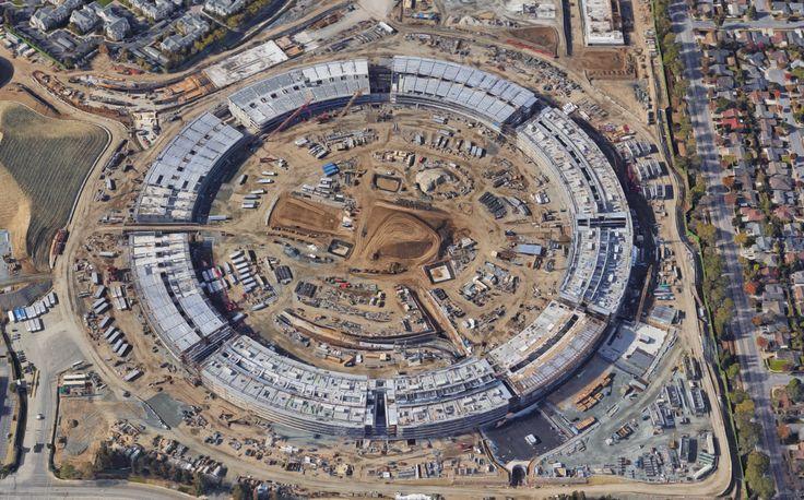 markas baru Apple – atau pesawat ruang angkasa, seperti yang disebut – akan membuka pada bulan April dan bahkan akan menampilkan beberapa daerah terbuka untuk umum. Karyawan pertama aka…