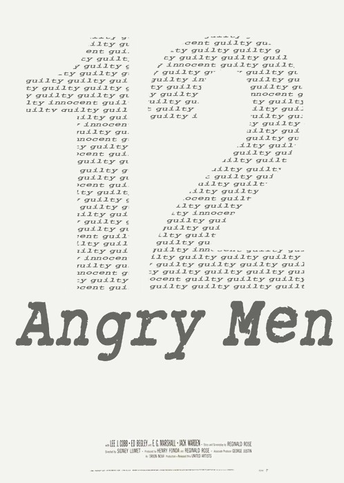 17 best images about 12 angry men on pinterest scripts initials and its always. Black Bedroom Furniture Sets. Home Design Ideas