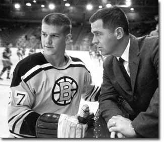 "The word ""prodigy"" definitely applied to Bobby Orr when it came to hockey.  Bobby Orr originally wore No. 27"