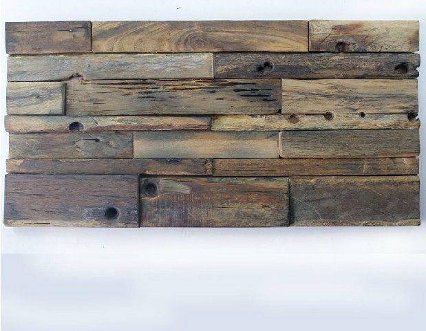 Natural Wood Mosaic Tile Nwmt027 Kitchen Backsplash Tiles 3d Wood Mosaic Pattern Wall Tiles Wholesale Wood