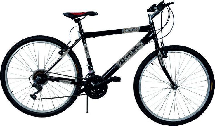 Zepline Nemo 24 Jant Amortisörsüz MTB Spor Dağ Bisikleti