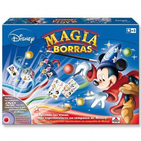 JUEGO MAGIA BORRÁS DE MICKEY MOUSE MAGIC