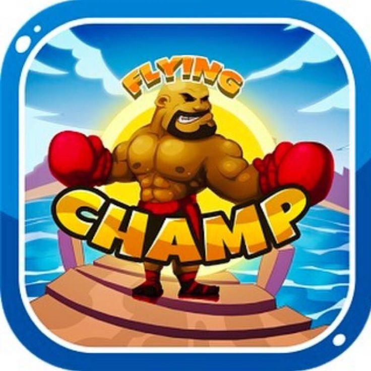 Available now!!! Flying Champ-Shannon Briggs iOS