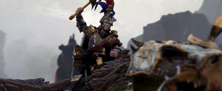 Comme promis, le premier trailer In-Engine de Total War: Warhammer vient d'être dévoilé par Sega et The Creative Assembly. Première d'une série qui présente les Lords Légendaires présents dans le jeu, cette vidéo nous montre l'Empereur Karl Franz, le chef vénéré de l'Empire qui s'apprête à affronter une horde de Peaux Vertes. Cette bataille du Col du Feu Noir sera présentée en intégralité le 30 Juillet.
