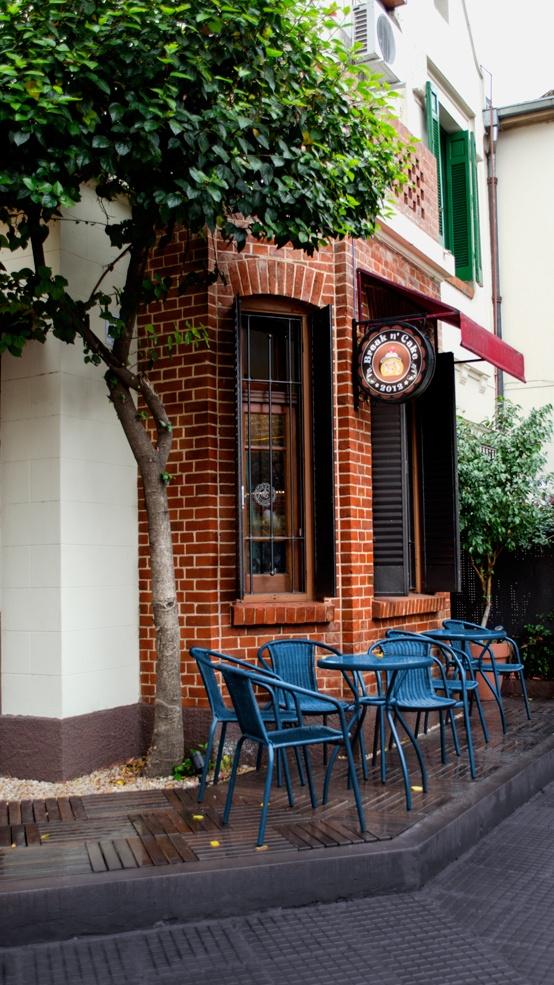 Cafetería - Barrio Chino - Buenos Aires