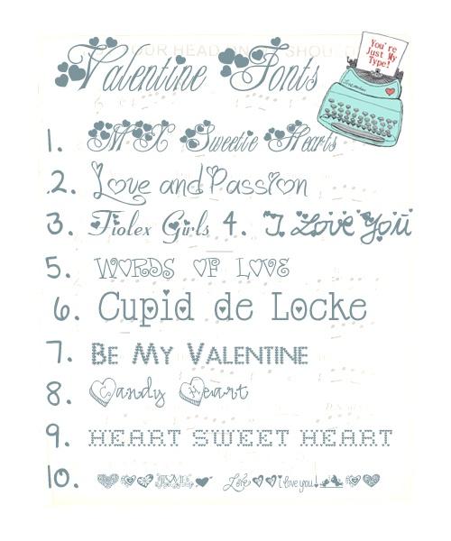 Valentine FontsValentine'S Day, 10 Valentine, Free Valentine, Computers Fonts, Romantic Valentine, Free Fonts, 10 Free, Valentine Fonts, Alderberri Hills