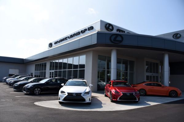 Lexus dealership completes $27 million move