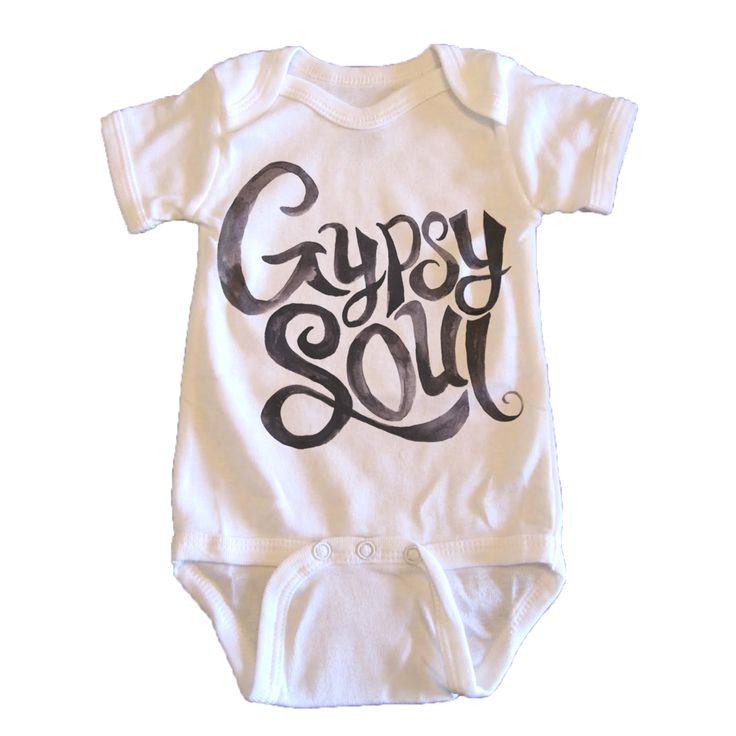 Gypsy Soul - onesie