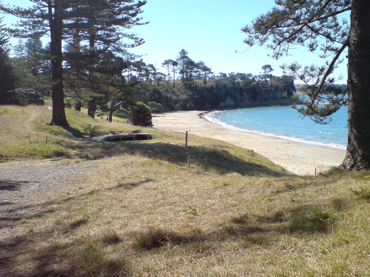 Motuihe Island - Hauraki Gulf   Such a beautiful little bay, I haven't been fortunate to go back this summer