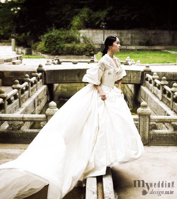 고궁에서 만난 K-Dress 위대한 유산