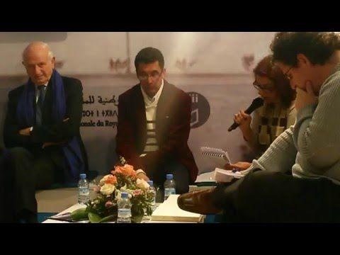 M. Khrouz & Azoulay & Zaganiaris à la rencontre d'Idmond A. ELMALEH - YouTube