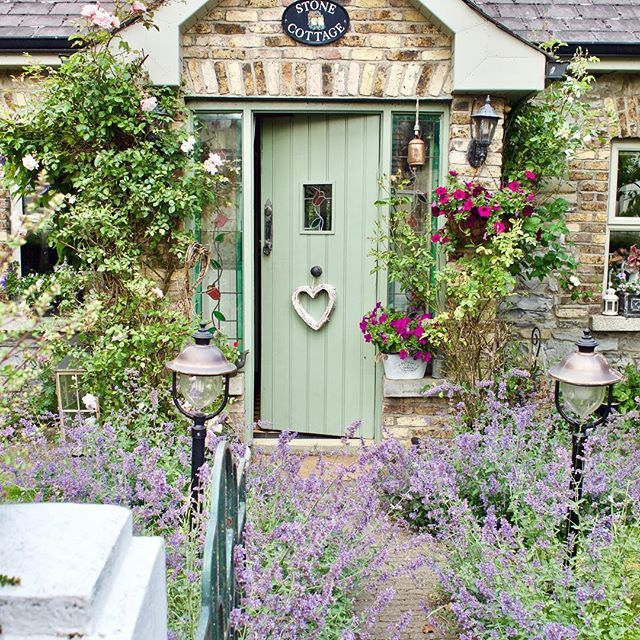 The most adorable shabby chic cottage in Ireland