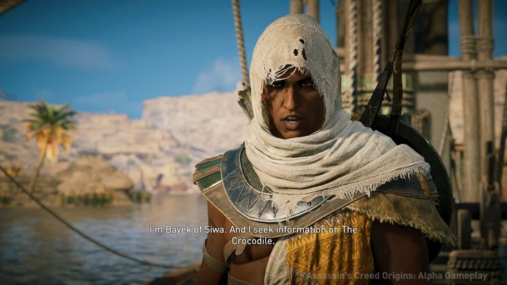 20 Minutes of Assassin's Creed Origins Open World Gameplay in 4K - E3 2017 We explore Egypt in this Assassin's Creed Origin's gameplay featuring new combat and abilities of the newest lead hero of the series. Played on the Xbox One X. June 12 2017 at 10:30PM  https://www.youtube.com/user/ScottDogGaming