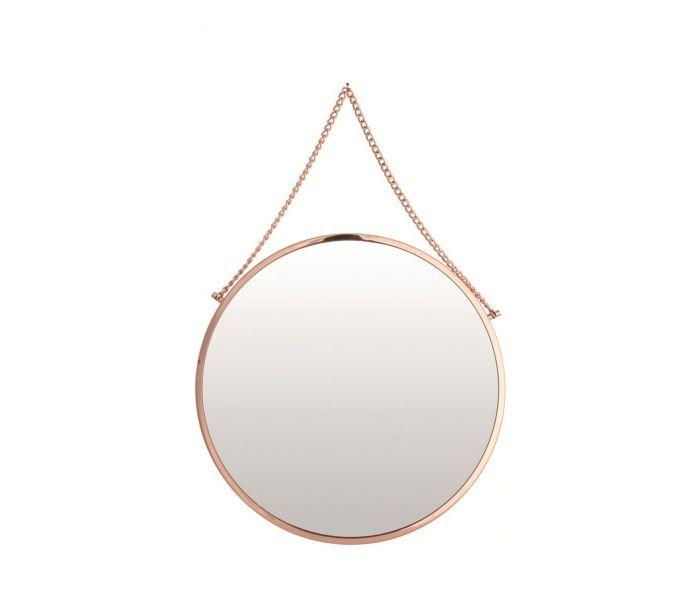 Spiegel Bolina koper
