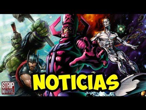 NOTICIAS- Todo MAL con INHUMANS, GALACTUS y SILVER SURFER en el UCM, MILES MORALES...   Strip Marvel - YouTube  #Marvel. Agents of SHIELD - Comics - Pop - Discovery - History - MarvelComics - Spiderman - xmen - Daredevil - IronMan - Hulk - Thor - Jessica Jones - Marvel Studios - Netflix - UCM - The Defenders - Disney - Agent Carter - Legion- deadpool- Doctor Strange - Marvel.