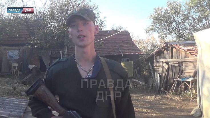 Татарин: Они окапывают танки и васельки, а мы с автоматами бегаем