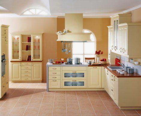 Cream Colored Kitchens Photos