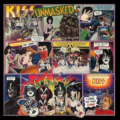 Night Creatures Vinyl Kiss