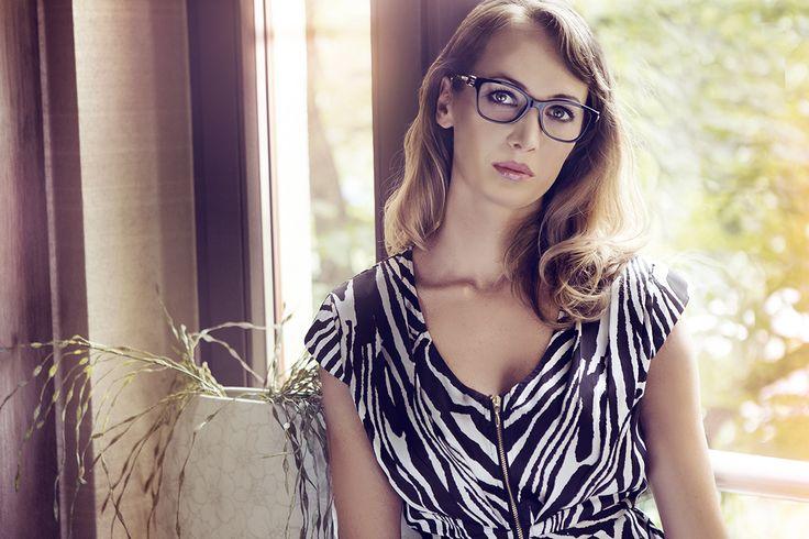 Ana Hickamnn Eyewear fot. Marta Macha
