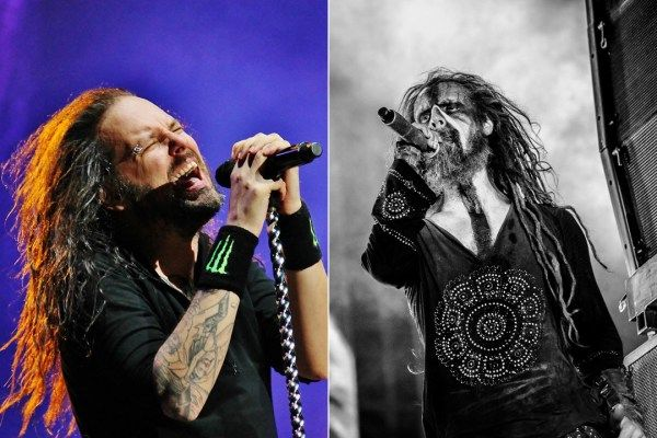 Korn + Rob Zombie Plot Summer 2016 North American Tour
