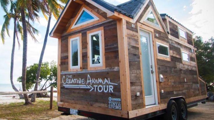 Creative Animal Foundation House Built by 84 Lumber