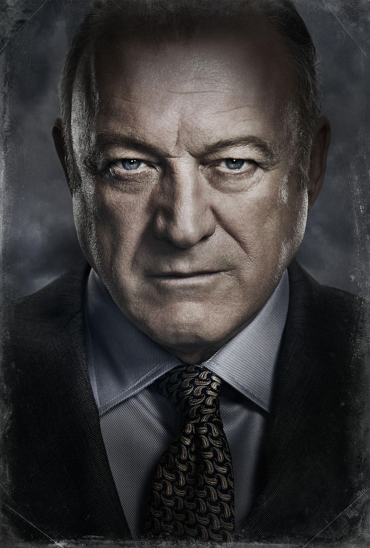 John Doman as Carmine Falcone in #Gotham - Season 1 #Set2
