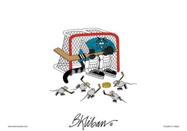 Kliban's Cats Comic Strip, June 02, 2016     on GoComics.com