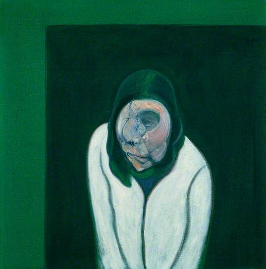 Francis Bacon | Head of a Woman