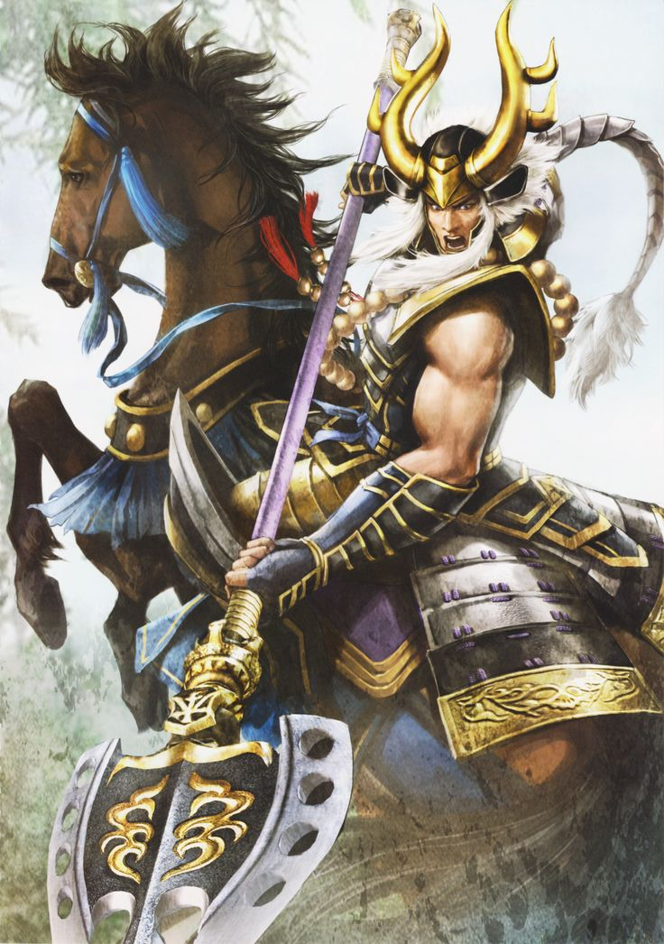 Samurai Warriors 4-II | Concept Art #10