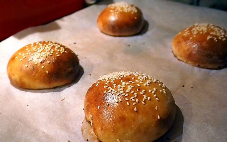 Food Emperor - hamburgery (przepis na bułki!)