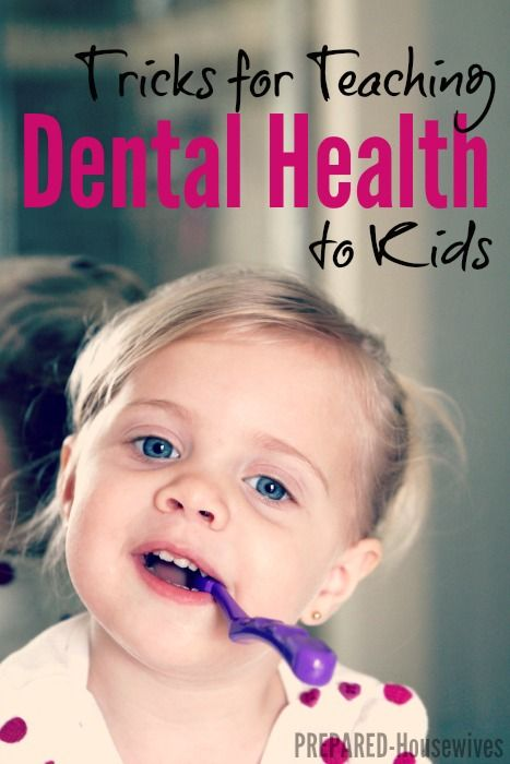 10 Tricks for Teaching Dental Health to Kids (a really good read especially if you think you have heard/ read it all)