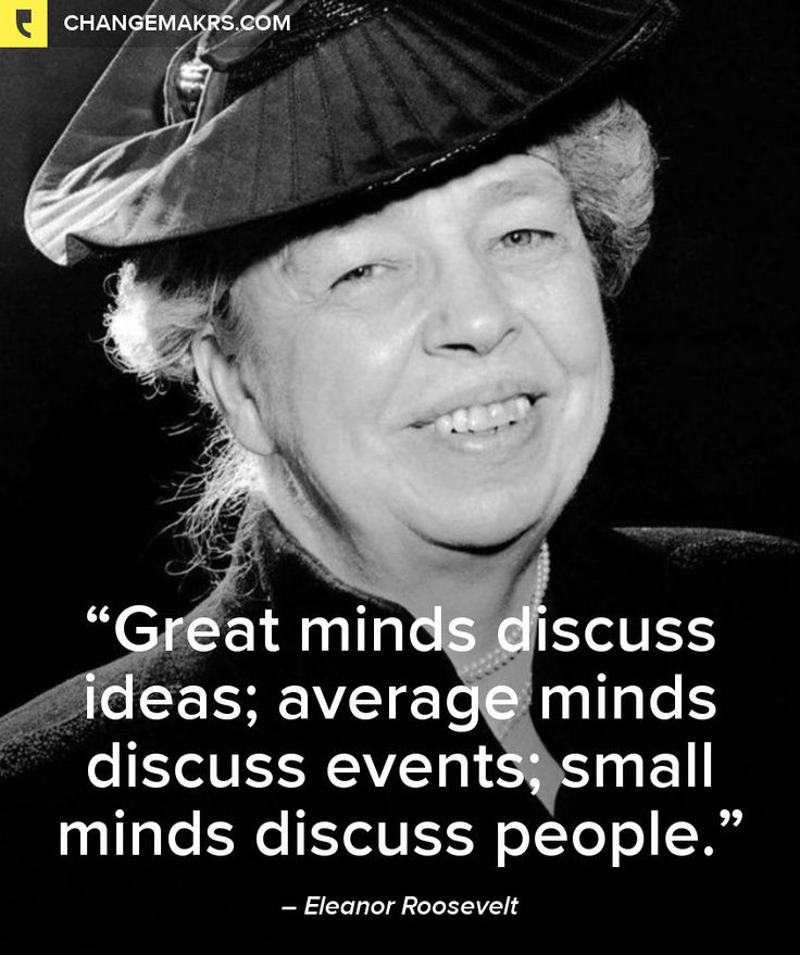 Small Minds Discuss People Quote: 112 Best Quotes Images On Pinterest