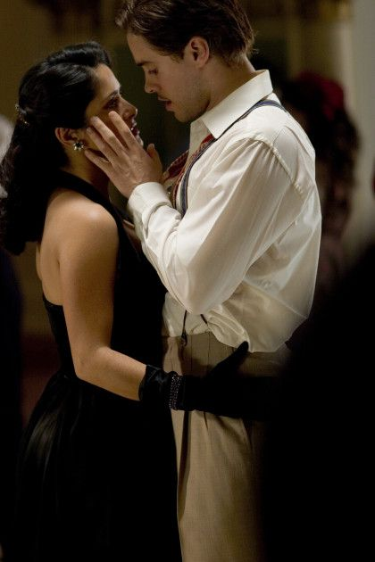 Jared Leto and Salma Hayek in Lonely Hearts... They were ...