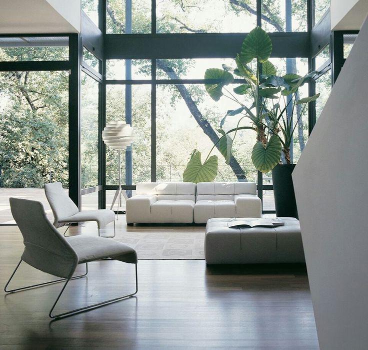 Sofa Tuffy Time by Patricia Urquiola + Ñamera gigante