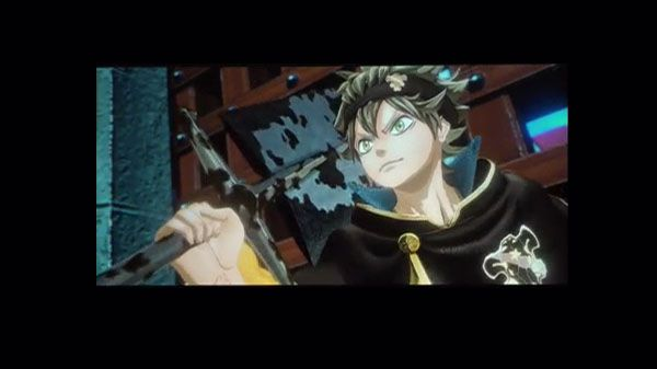 Black Clover: Project Knights is a magic third-person shooter; off-screen teaser trailer