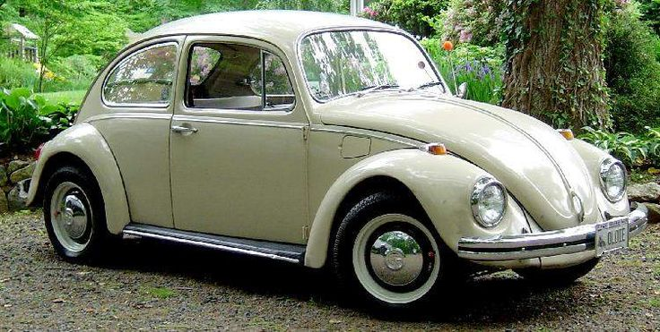 Vw Bug 1968 Ted Bundy S Accomplice To Most Of His Murders
