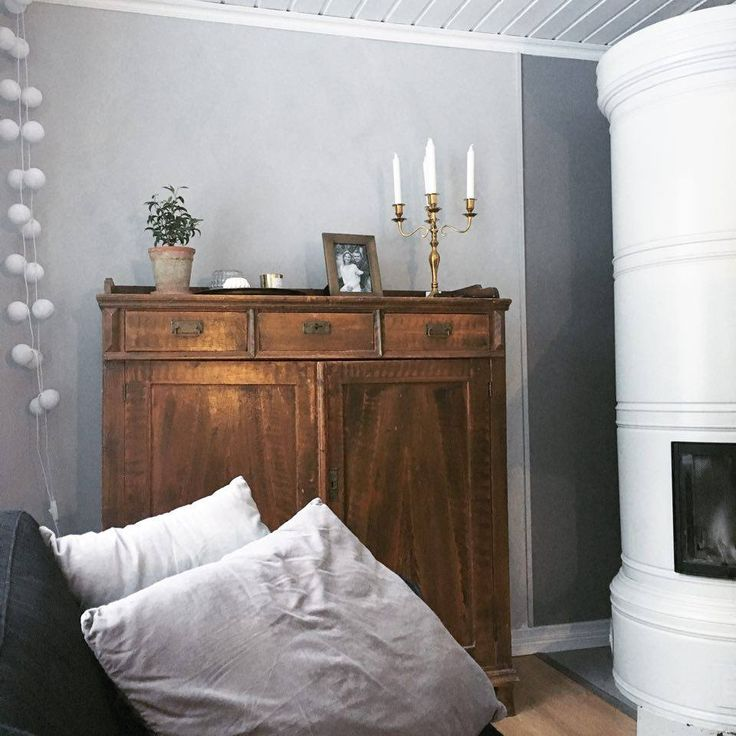 Livingroom vardagsrum kalklitir