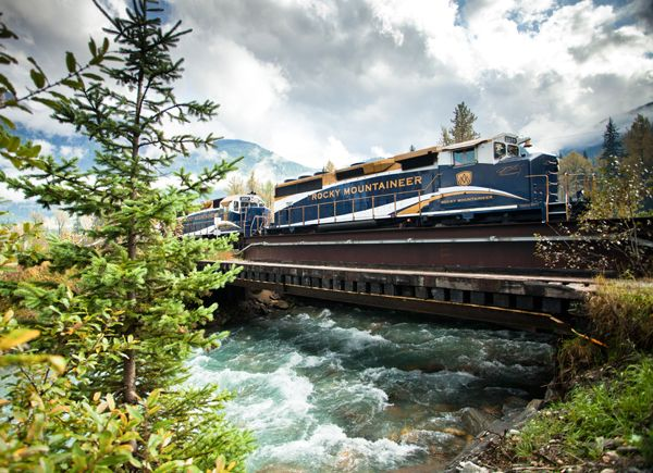 What Rocky Mountaineer routes are best for you? What kind of traveller are you? Take these short quizzes to find out. @wanderingcarol
