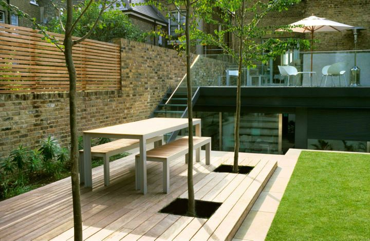 Evolving Spaces Landscape Designs LTD - A contemporary garden.