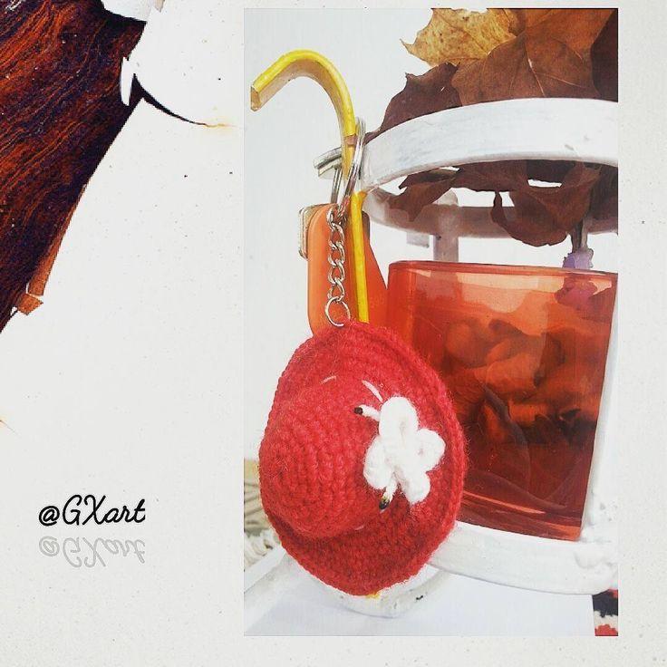 """""""Hat"""" Accessories crochet @GXart @gxartpaper"""
