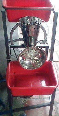 Molino De Maiz/cafe Industrial Electrico De 1 Hp 110vts Nuev
