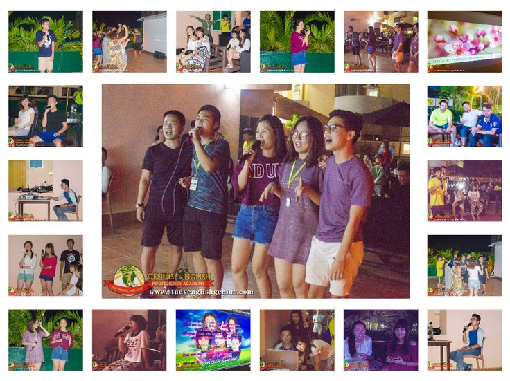 Karoke Night at Genius 7-5-17  The Genius English Proficiency Academy conducted the Karaoke Night last night. The activity was joined by all the teachers, staff, and students from different countries as of Taiwan, Vietnam, Japan, Saudi Arabia, Spain, Turkey, Russia, and Switzerland to showcase their talent in singing.  Website: www.studyenglishgenius.com Russian website: www.studyenglishgenius.com/ru/ E-mail: info@studyenglishgenius.com Skype ID: geniusenglishacademy Youtube…