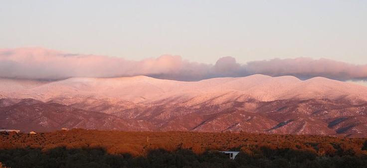 Sangre de Cristo Mountains - Wikipedia, the free encyclopedia