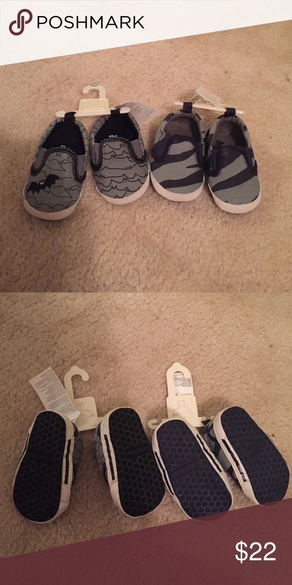 Baby boy Gap shoes bundle 2 pairs of Gap shoes never used. Both 3-6 months. Can be purchased separately. Nwt Gap Shoes Baby & Walker
